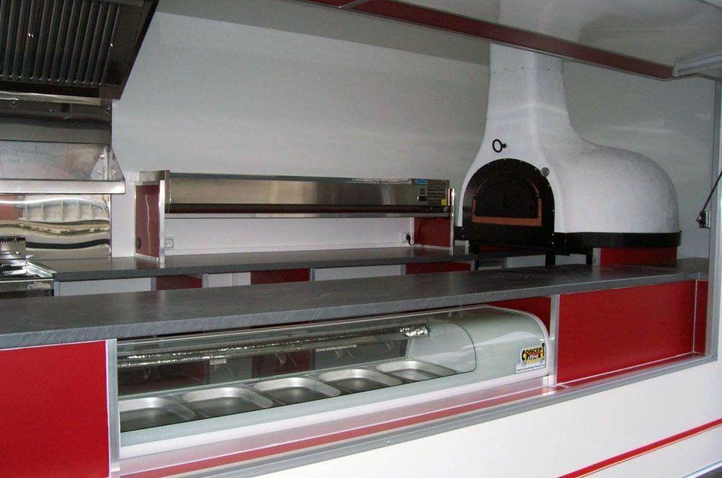 Food Truck Restauration