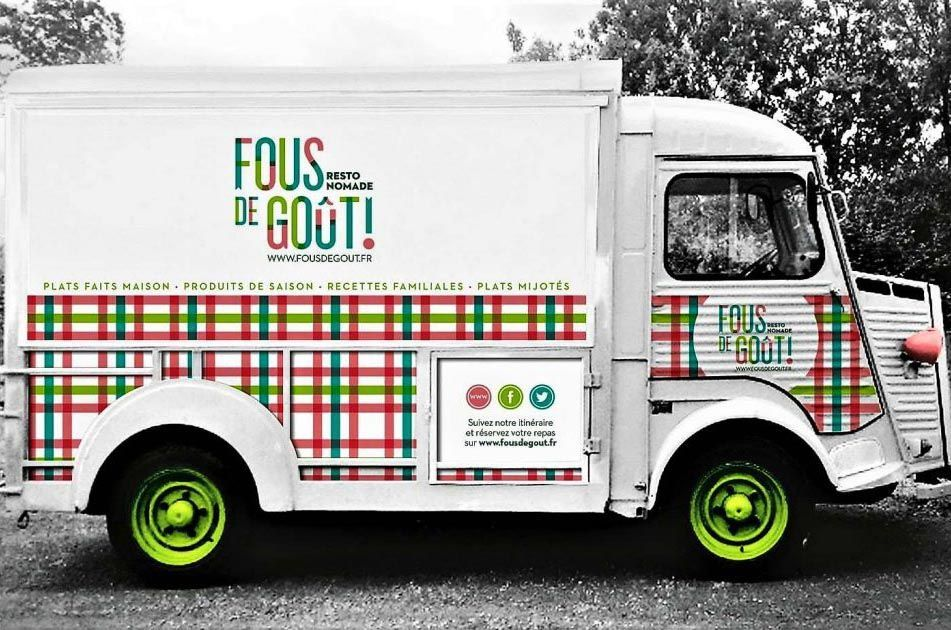 Food Truck Alimentation