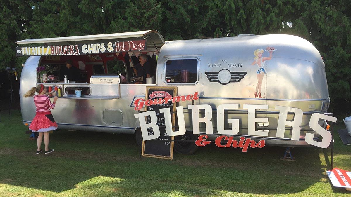 Food Truck non Mobile